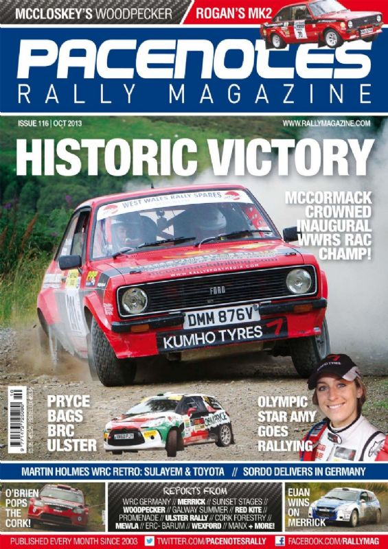 ISSUE 116 - OCTOBER 2013